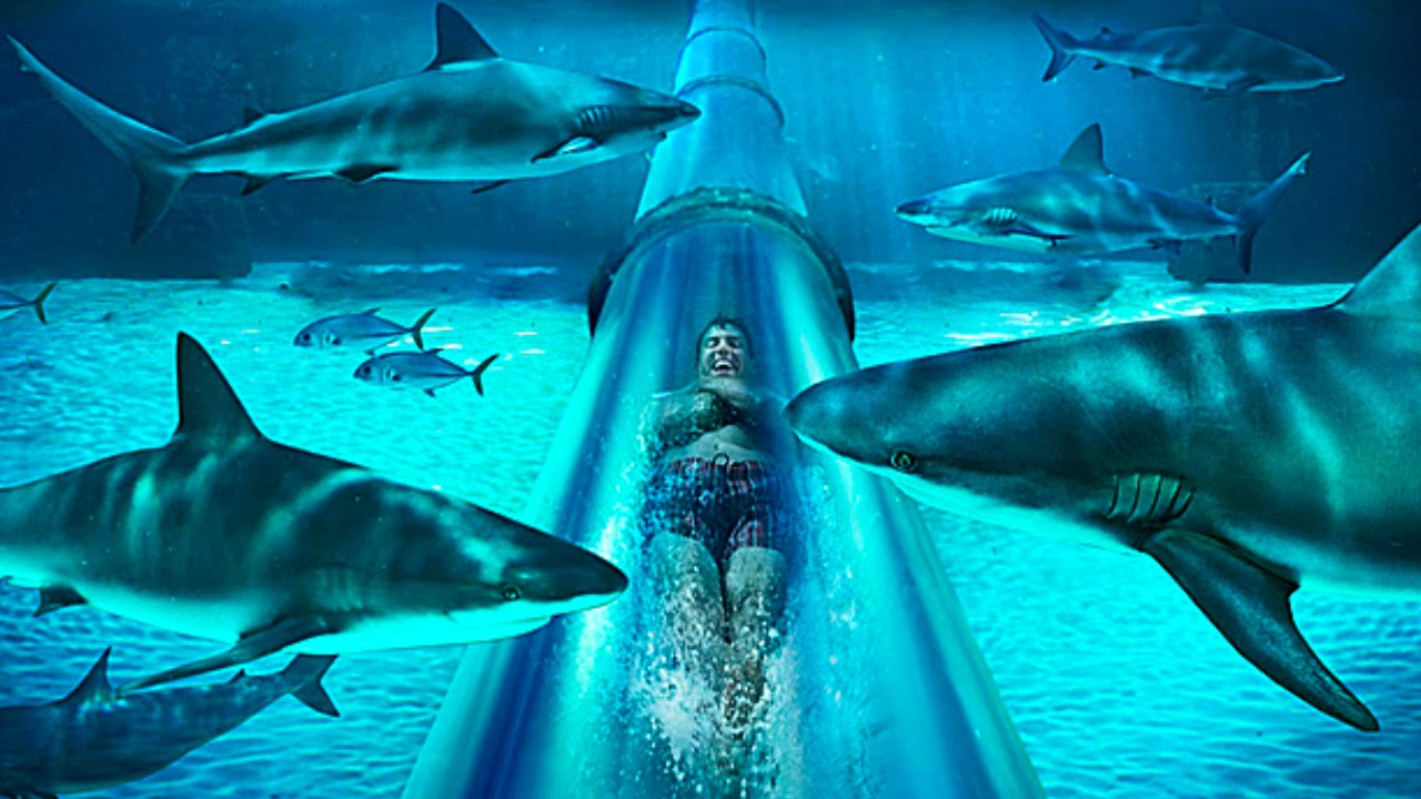 10 most insane waterslides in the world youtube