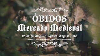 Teaser Mercado Medieval de Óbidos 2018
