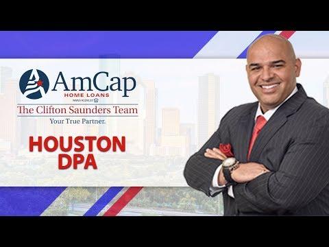 Clifton Saunders Mortgage Team: City of Houston Down Payment Assistance Program (HAP Program)