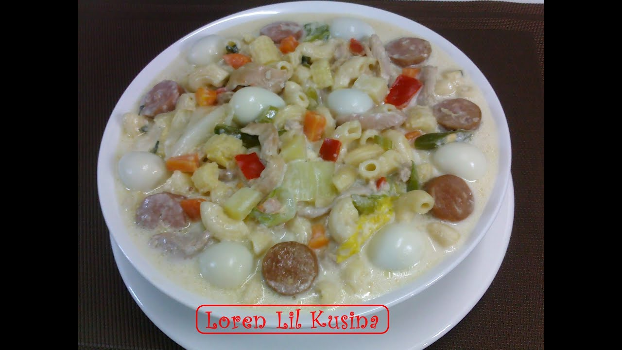 Filipino Comfort Food Recipes