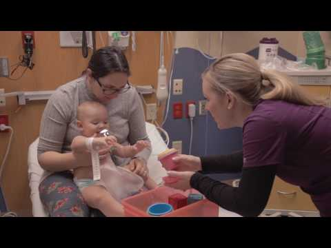 Baystate Children's Hospital - A Look Inside the World of Our Child Life Team