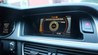 Молодой Обзор Audi a4 B8 2013