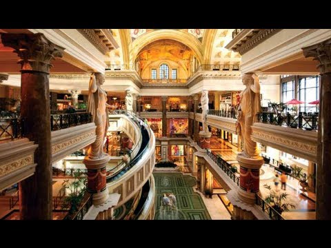 bc5d4a6b43 The Forum Shops at Caesars Palace Las Vegas - YouTube