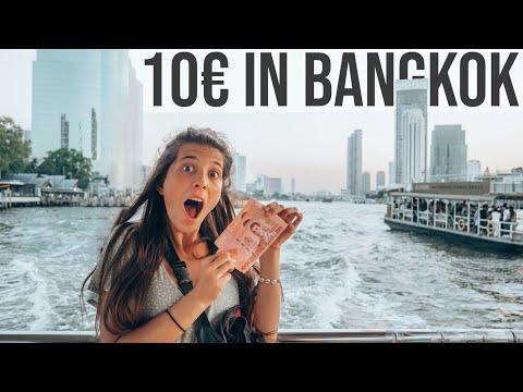 WAS MAN MIT 10€ IN THAILAND ERLEBEN KANN?! L Free Thai Boxing Bangkok...