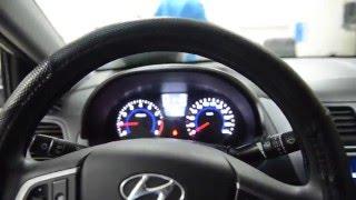 Против угона Hyundai Solaris (обзор противоугонного комплекса)