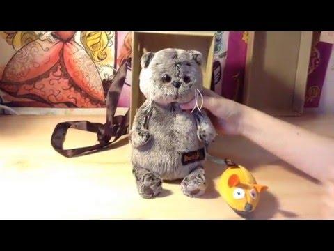 Видео кот басик и ко