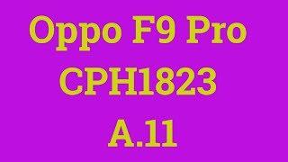 St Oppo Realme U1 Rmx1831Ex A 02 - Devtools