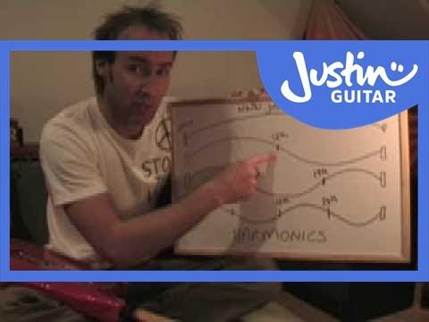How Harmonics Work (Guitar Lesson TE-010) How to play ...