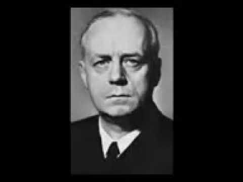 Nürnberger Prozess - Joachim von Ribbentrop' Aussage - Wichtiges Zeitgeschichtliches Audio Dokument