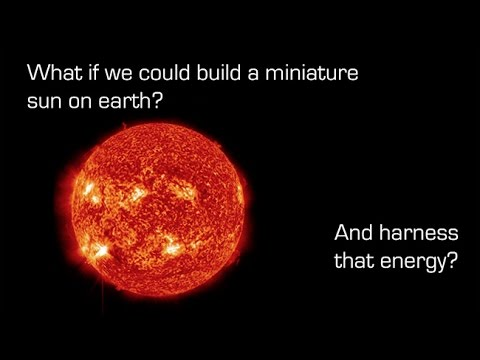 Harnessing Fusion: Creating a Sun on Earth