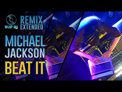 Michael Jackson  Beat it REMIX  Needle Pit  TOP DJ 2015