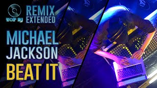 Download Michael Jackson - Beat it REMIX by Needle Pit | TOP DJ 2015