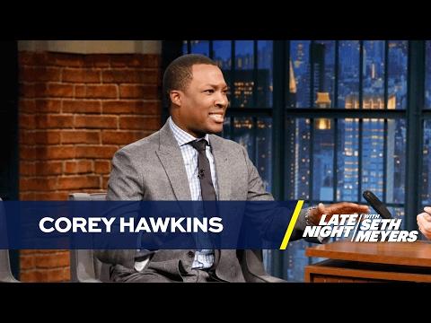 '24: Legacy' Star Corey Hawkins' First Appearance! clip