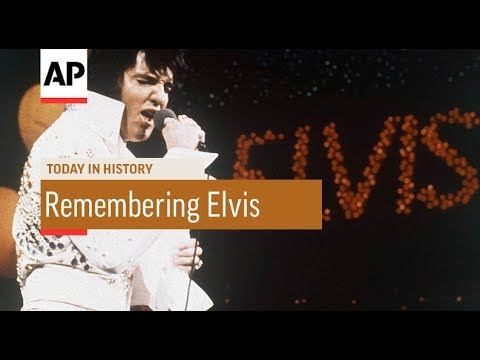Remembering Elvis - 1977 | Today In History | 16 Aug 17