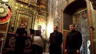 Russian Men 39 s Choir Inside St Basil 39