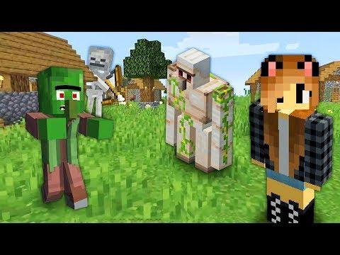 Видео обзор - Майнкрафт выживание: Летсплей со Светой! - Обновления Minecraft.