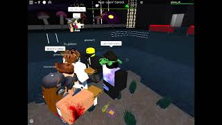 ROBLOX Cyberbully and Oder in Club Insanity!! | Sy Plays
