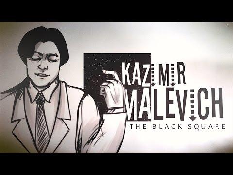 Kazimir Malevich    THE BLACK SQUARE
