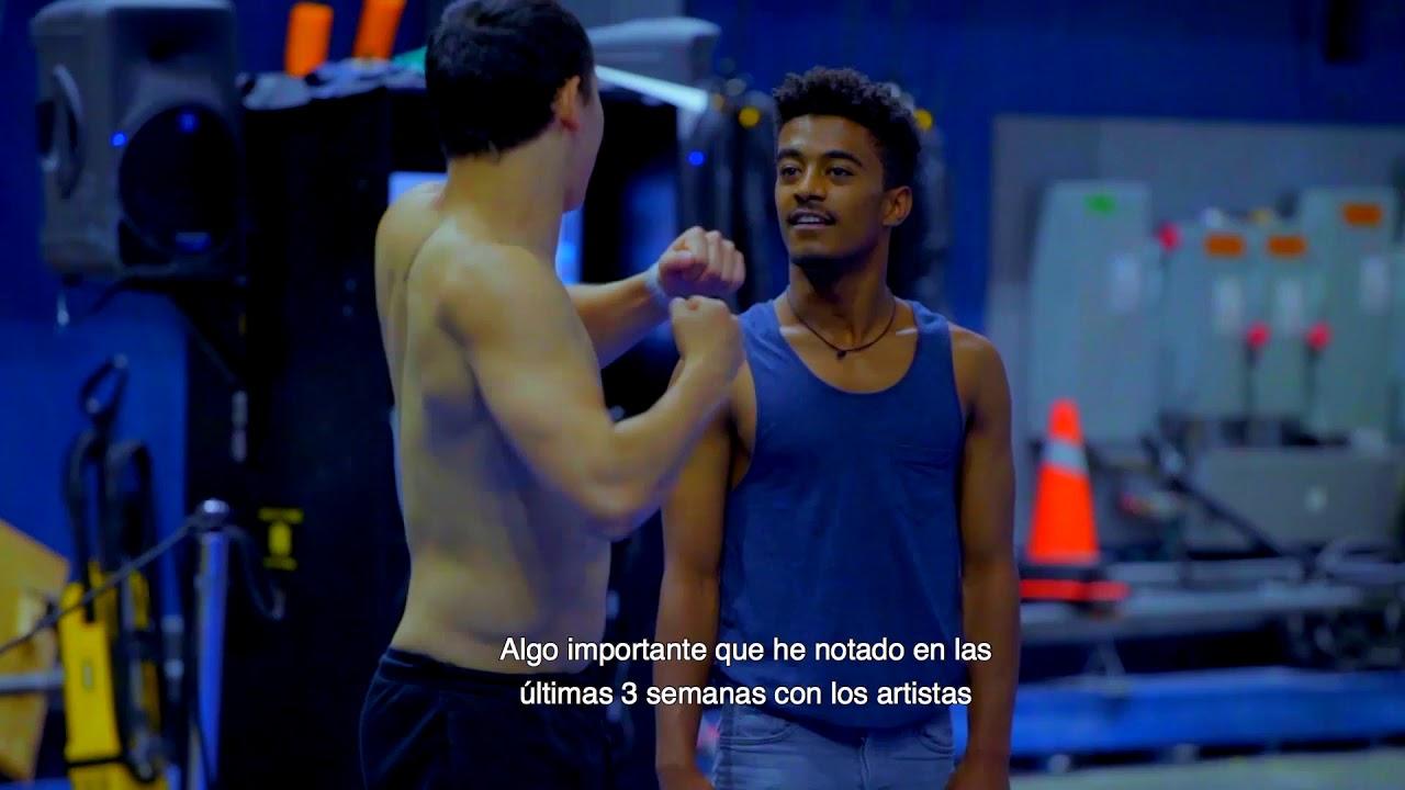 Especial Messi10 by Cirque du Soleil