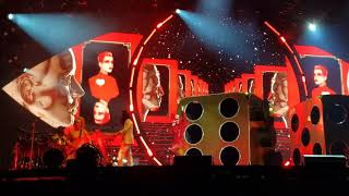 Katy Perry - The Witness Tour Chile 2018 - Intro + Witness + Roulette