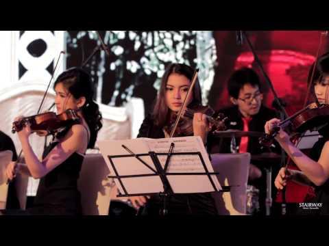 Disney Medley - Stairway Music & Quattro Bel Canto