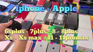 20 tháng 8, 2020 - iphone - apple - iphone cũ quốc tế 11promax 2 sim vật lý , iphone 11 , xs max,...