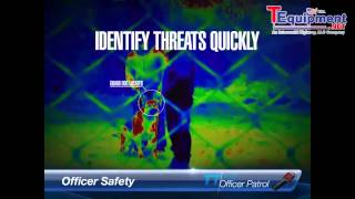 Argus TT Type Thermography: Officer Safety