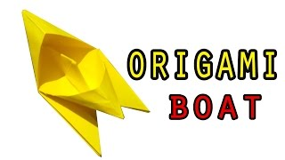 how to make origami boat, how to make paper boat, paper boat, folding boat, paper ship, origami ship