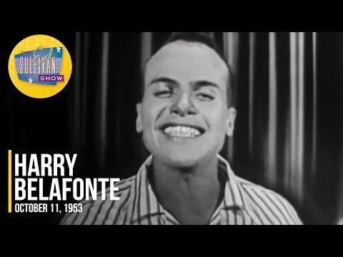 "Harry Belafonte ""Matilda, Matilda"" on The Ed Sullivan Show"