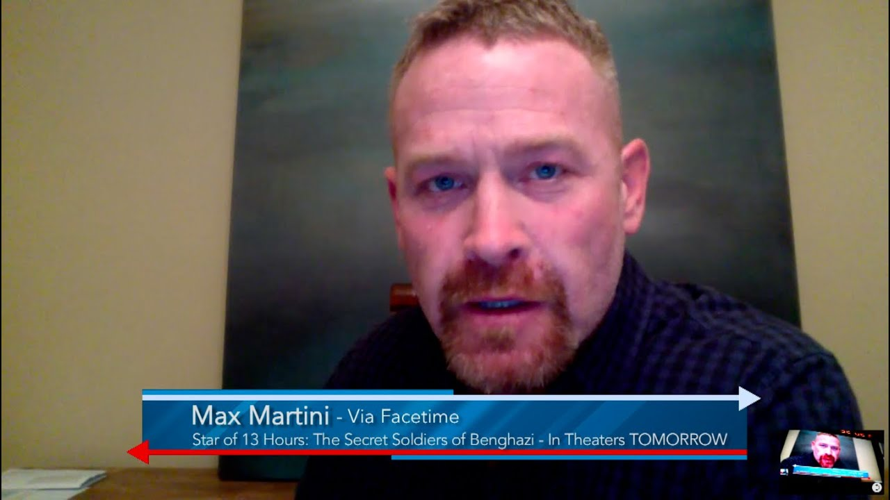 max martini movies and tv shows