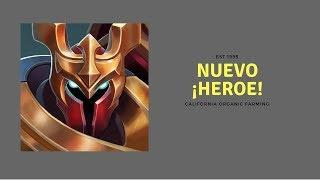 Paladins new heroe