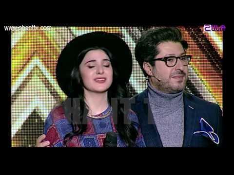 X-Factor4 Armenia-4 Chair Challenge-Girls-Mane Baghdasaryan-Bruno Mars–Grenade