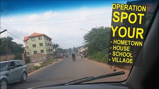 So Many Towns on this Ekwulobia to Umunze Route  Oko Ufuma Ajalli  Driving in Anambra State