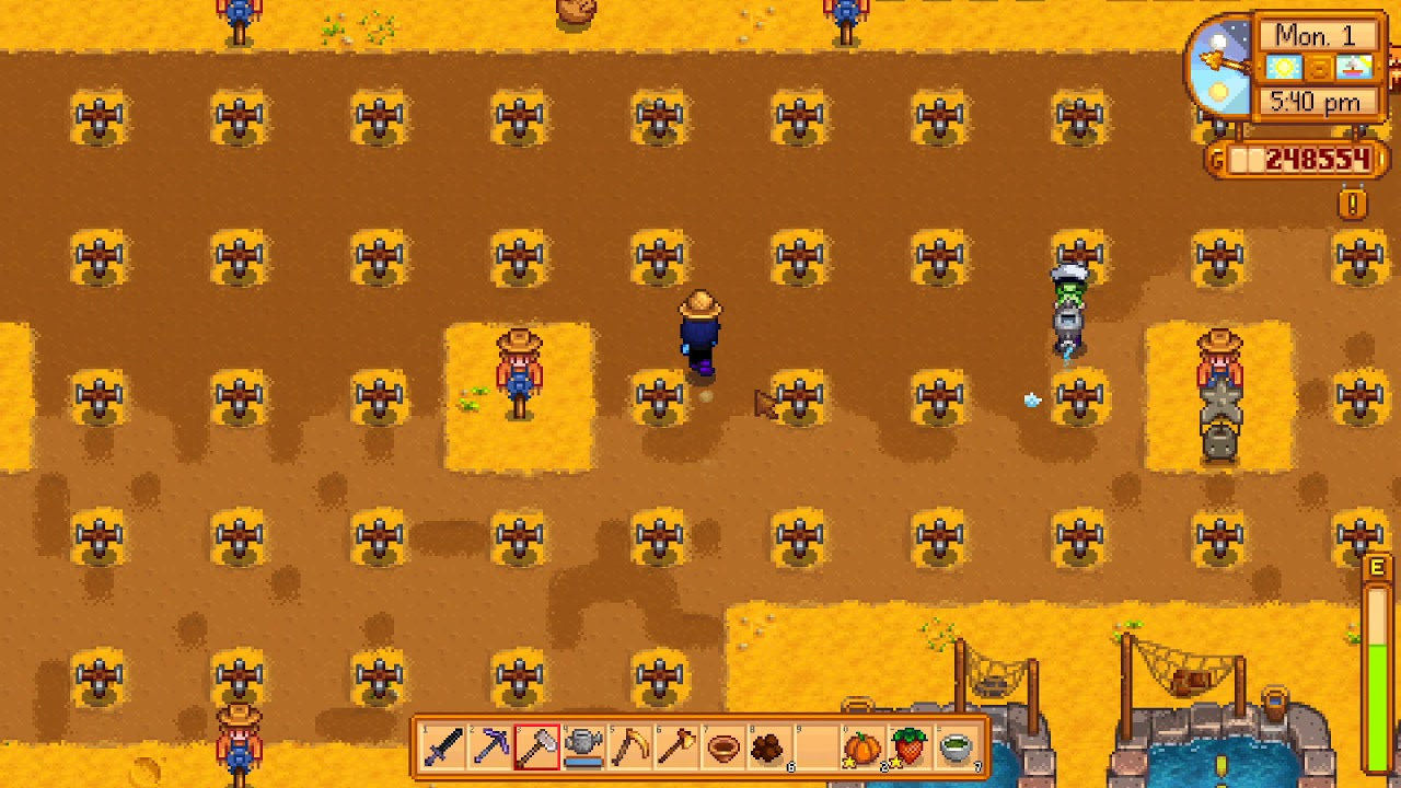 Let S Play Stardew Valley Ep 127 Largemouth Bass Laughs At Useless Hoeing Youtube Many people on the steam discussion boards, official stardew valley forums, and stardew valley subreddit flippantly dismiss the joja route as go joja if. youtube