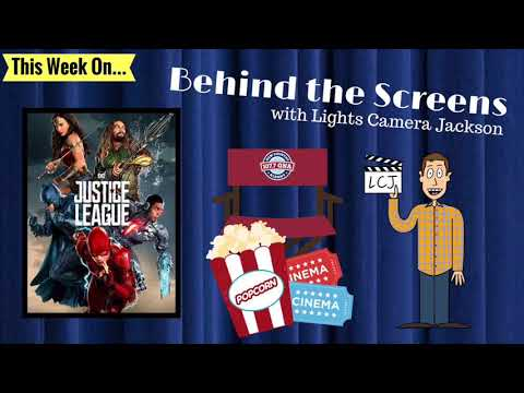 Justice League, A Lights Camera Jackson Review