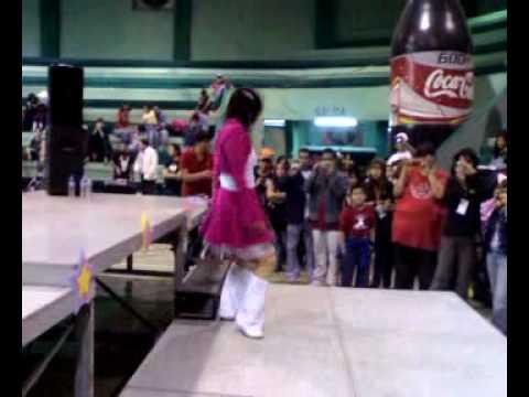 Nubia Mashushe y klavita - expo comics tampico 2008 - video 2