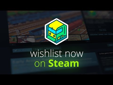 Wishlist Voxel Tycoon on Steam