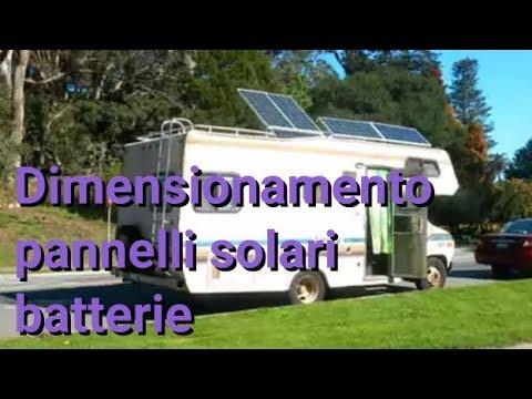 VitaInCamper - CAM - V-Risposta - Dimensionamento pannelli solari batterie from YouTube · Duration:  47 minutes 4 seconds