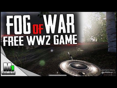 FOG of WAR - FREE WW2 FPS Game! First Impressions!