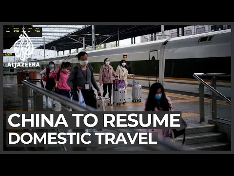 Fearing COVID-19  Resurgence, China Asks People To Stay Vigilant