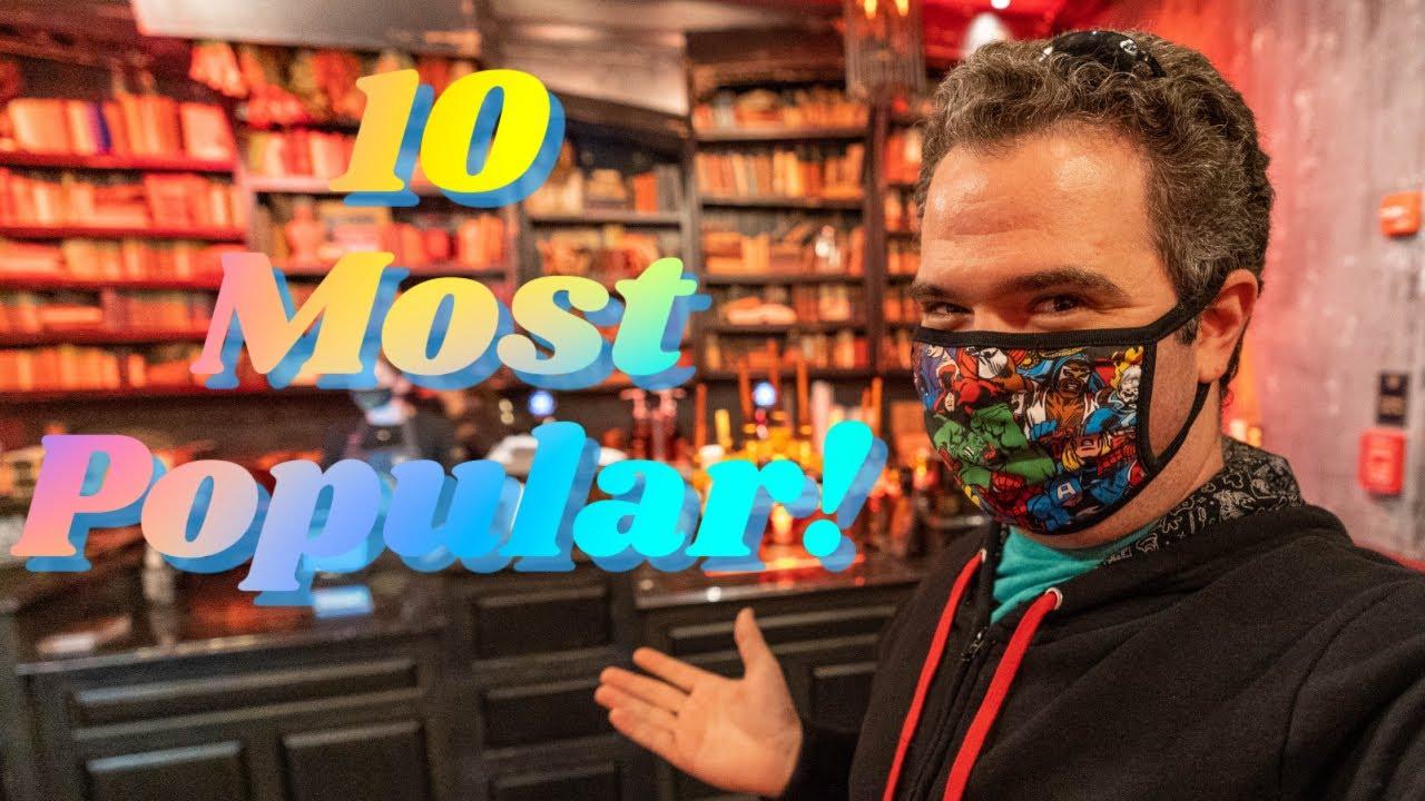 10 Most Popular Spots at Disney Springs