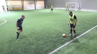 Полный матч Dnipro M INTER Турнир по мини футболу в Киеве