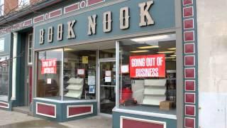 Book Nook Closing
