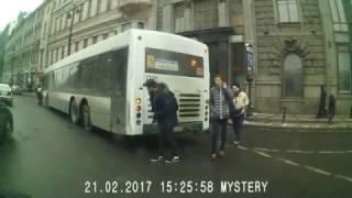 видео Автобус Одесса - Санкт-Петербург