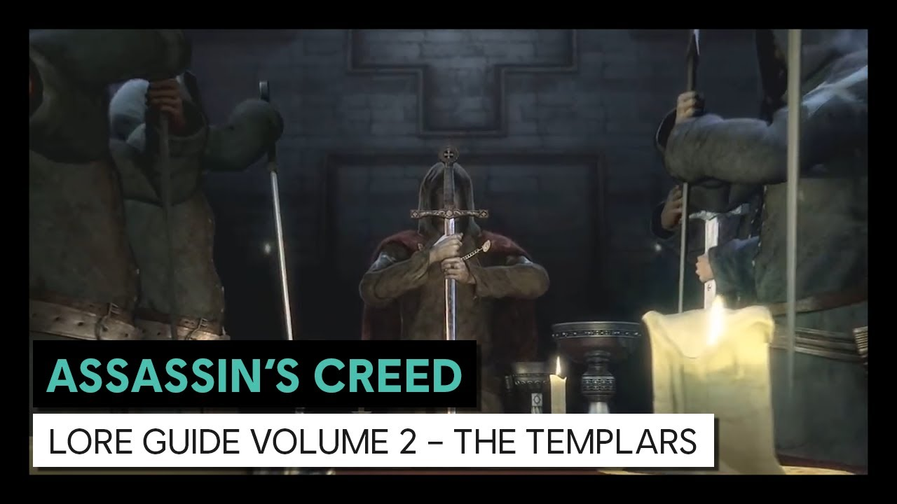 ASSASSIN'S CREED LORE GUIDE VOLUME 2 - THE TEMPLARS