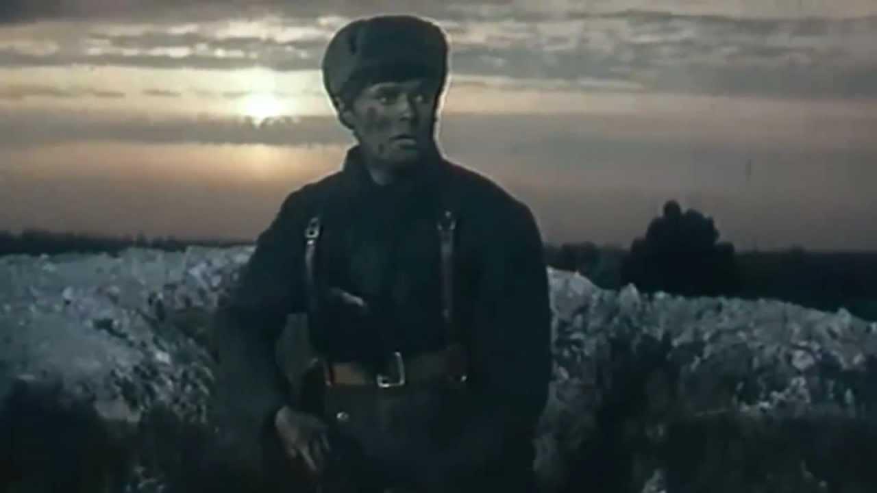 Высоцкий - Аисты