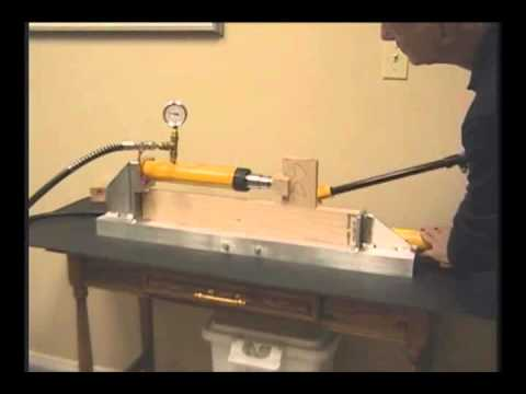 Wood Joint Strength Test By Dowelmax Part 1 Pocket Hole Vs Biscuit