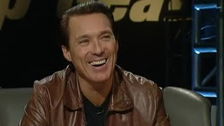 Martin Kemp interview and lap - Top Gear - Series 3 - BBC