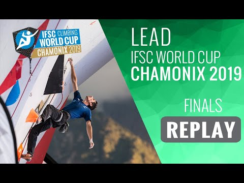 IFSC Climbing World Cup Chamonix 2019 - Lead Finals