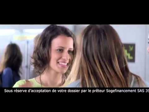 Publicité Société Générale L'esprit d'équipe en action Le prêt étudiant